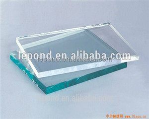 for building projects hot offer super white clear glass