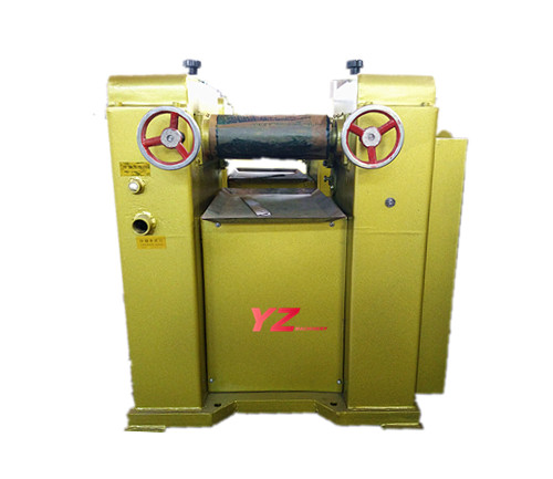 Easy in maintation Color customized oil paint three roller grinding mill