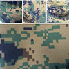 The Military Twill Camouflage Printed Cotton Fabric