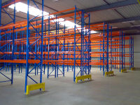 steel metal storage pallet racks / Frame for warehouse