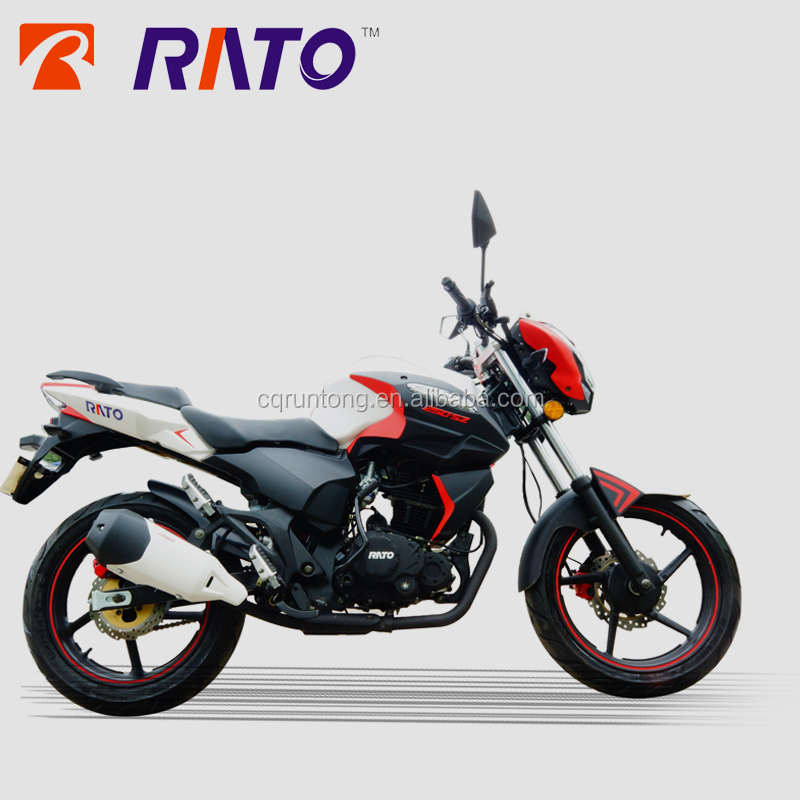 max speed 102km/h RATO new condition street motorcycle racing motorcycle