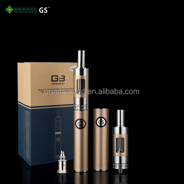 GS G3 Electronic Cigarette vapor pen kit