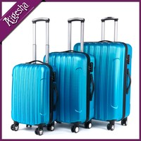 High level BEST quality ABS trolley luggage for travel