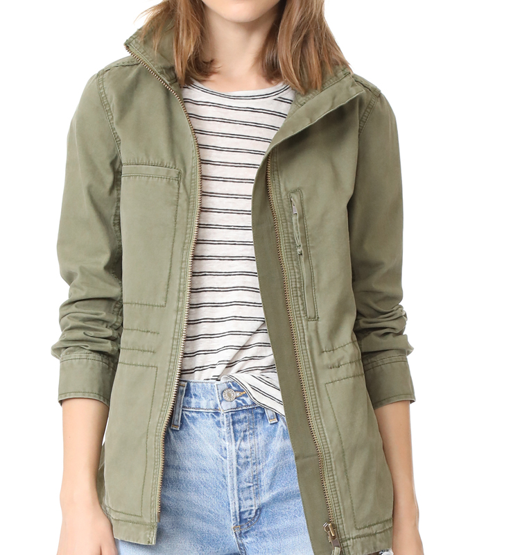 2017 new fashion wholesale women casual camo bomber jacket