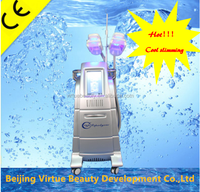 Cooling shape equipment fat freeze for effective weight loss