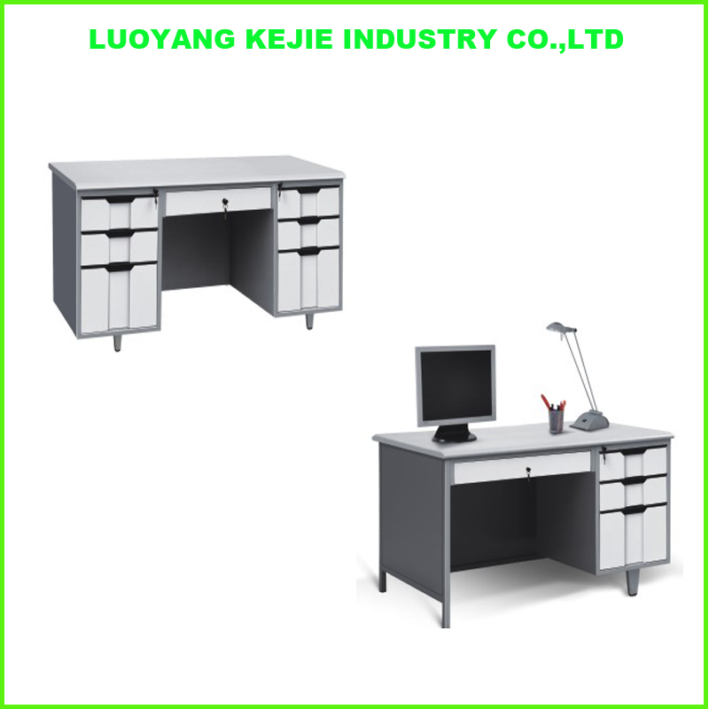 Made in China steel employee table study table office table design