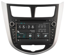 WITSON AUTO DVD GPS FOR HYUNDAI SOLARIS CAPACTIVE SCREEN OBD DISPLAY 1080P WIFI DSP 3G OBD DISPLAY