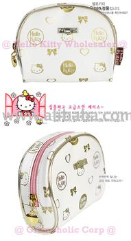 Hello Kitty Cosmetics Pouch - Hello Kitty Wholesaler