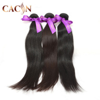 "Cacin online wholesale Free Shipping Cuticle Aligned Virgin Straight Hair Raw Hair,12""-32""Length cambodian cuticle aligned hair"