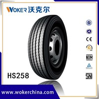 Chinese Radial Truck Tire 11.22.5 DOT ECE GCC Label Truck Tyre