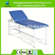 BT-EA001 Best price medical equipment 1-function steel frame leather couch cushions