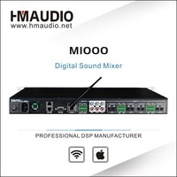 M1000 Hot Selling Sound System Mixer professional audio mixer