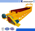 high capacity 120-150t/h screw sand washing plant