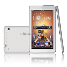 "ultra thin 7"" a9 dual camera Capacitive 5 points touch tablet with good quality"