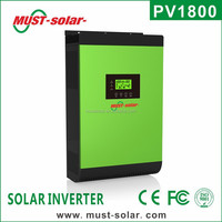 <Must Solar> Solar Inverter pv solar panel inverter 3 phase