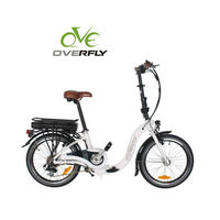 Panasonic lithium battery ebike folding / 36V ebike XY-TDN202Z