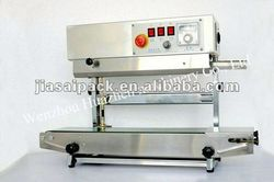 easy brand sealer FRD900IS continuous band sealer machine heat sealer
