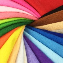 1mm Bright Colors Felties Sticky Stiff Felt Sheets