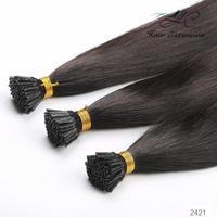 Good Feedback Keratin Fusion Glue Best Colored Full Cuticle Italian Glue human hair extensions bonding