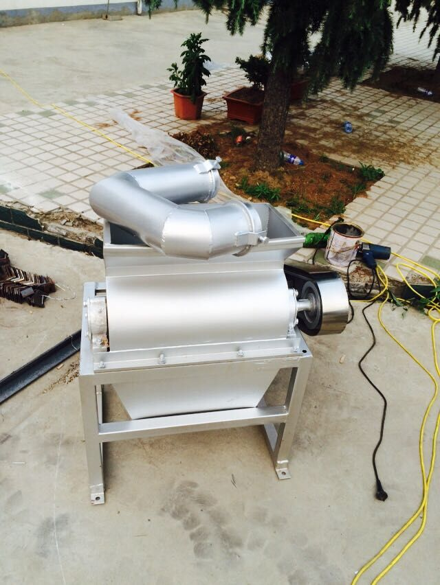 High Quality Stainless Steel Cassava Flour Extraction Machine In India