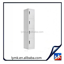 Best selling students staff use 4 compartment steel locker /cabinet for storage