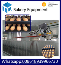 HYPXPD-800 ISO approved bakery equipment pie making machine cake making machine custard cake making machine