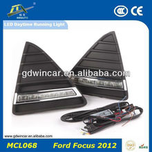 2015 China Wholesale Price Waterproof Flexible Durable Energy Saving Special DRLs For Ford Focusi 2012