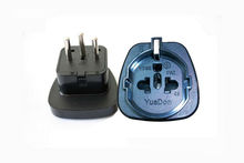 2013 New Alibaba Product Travel Adapter Plug to Swiss
