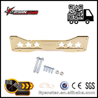 RYANSTAR GOLDEN REAR SUBFRAME BRACE FOR ACURA RSX 02-06 AND FOR HONDA CIVIC SI 02-05
