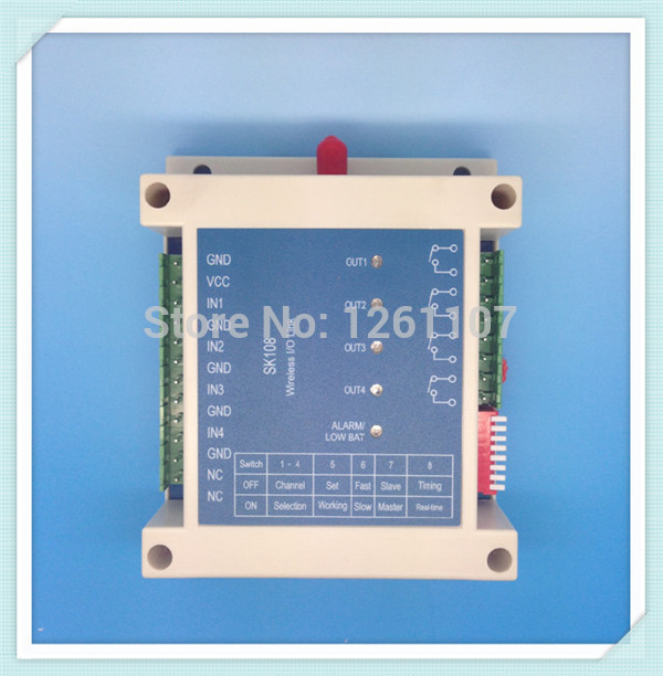 G-NiceRF Wireless Switch Remote Controller Wireless Switch Module Shenzhen RF Remote Control