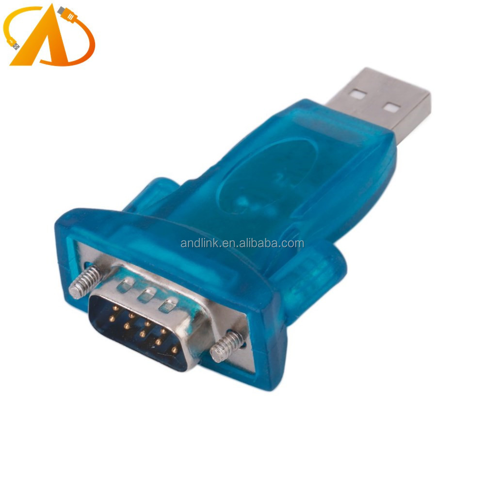 USB 2.0 to RS232 Serial DB9 9 Pin Converter Adapter USB to rs232 converter