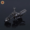 WR Pure Handmade Iron Motorcycle Model Metal Art Motor Ornaments Antique Motorbike Model Best Home Office Bar KTV Decor