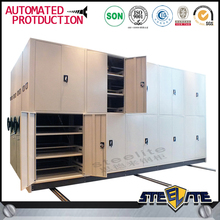 Room Document used metal mobile shelving metal book cabinet for storage