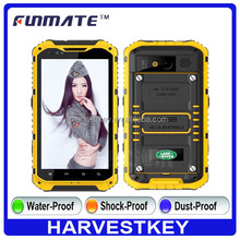 4.3 inch A9 3G rugged phone IP67 android 4.2 waterproof mobile phone WCDMA