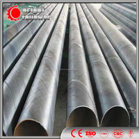Manufacture Gas And Oil Spiral Steel Pipe