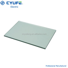 Explosion-proof 12mm tempered glass for High Voltage switch cabinet