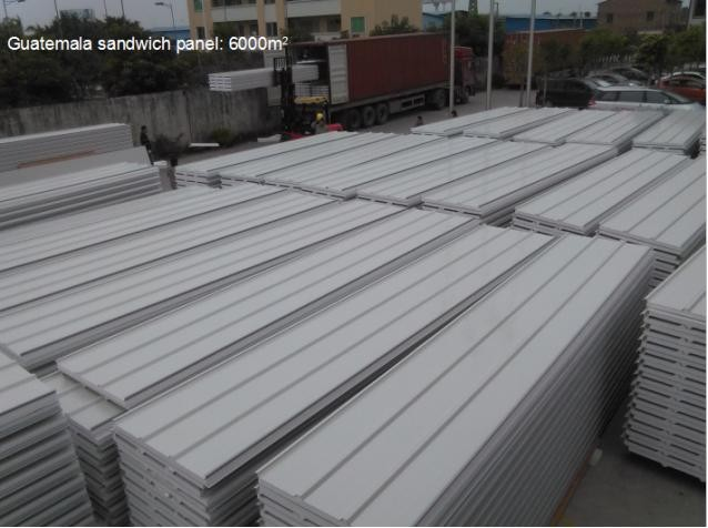 Duable Usage High Quality Sandwich Panel In Bahrain