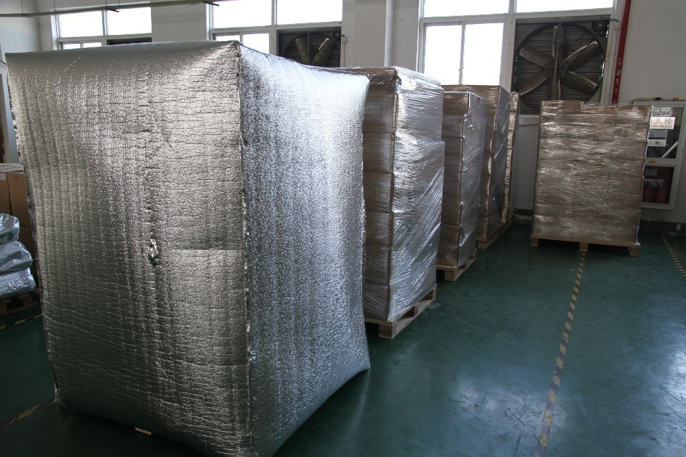 Reflective Thermal Insulation Pallet Cover