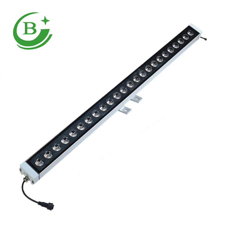 CE RoHS Approved 12/15W IP66 outdoor facade lighting led linear light mini wall washer
