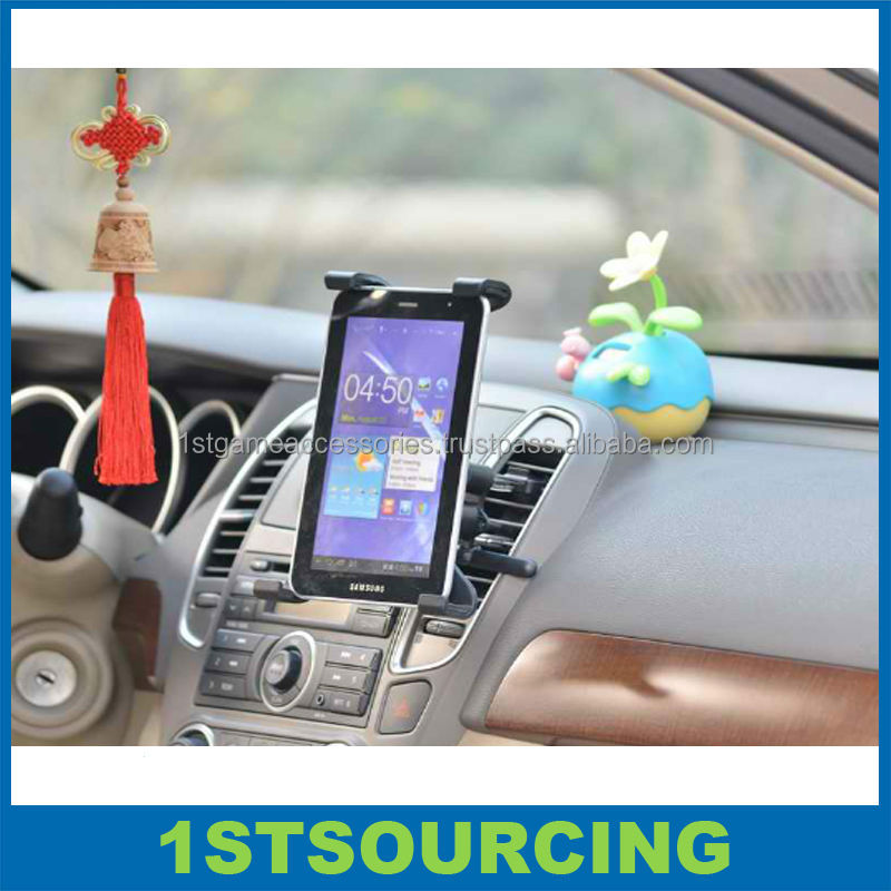 Universal car mount smart stand holder for GPS, mobile phone, tablet PC
