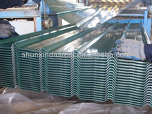 High quality PPGI prepainted galvanized corrugated steel sheets for roofing