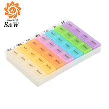 Competitive Price Eco-friendly 14 day pill box