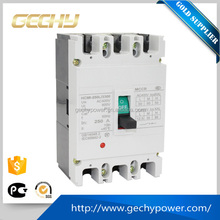 High quality HCM1/CM1-250L/3300 250A 3Pole 4Pole MCCB moulded case circuit breaker