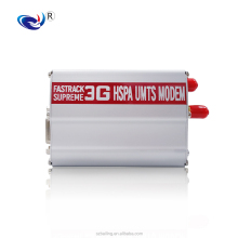 High speed M2M Industrial GSM Modem With rs232 interface USB 2.0 Wireless bulk sms 3g modem support JAVA at command