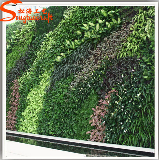 Living And Verticial Green Plants Of Artificial Grass Wall For Decor Home Buy Artificial Green