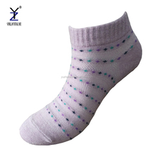 Latex free dri wear sports ankle socks kids children