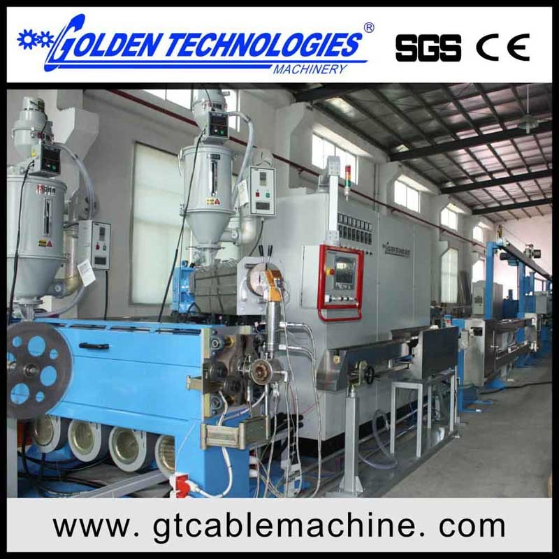 Cross-Linked Wire Cable Extruding Machine