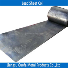99.99% Purity 1mm 2mm X-ray Radiation Lead Sheet