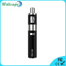 Low resistance 1.0ohm 900mAh vapor GS G3 mini electronic cigarette starter kit