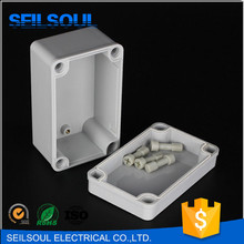 ip 67 plastic electronical enclosure distribution coaxial cable junction box
